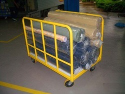 Fabric Roll Trolly