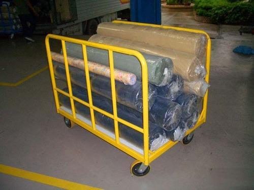 Fabric Trolley Fabric Roll Trolly Manufacturer From