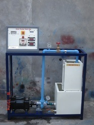 Gear Pump Test Rig