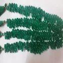 Green Onyx Smooth Tear Drops