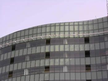 Monorails Alumiminum Alloy Track Facade Consultants