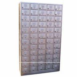 Stainless Steel Mobile Locker