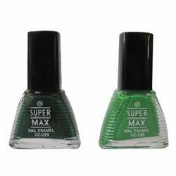 Green Color Nail Polish