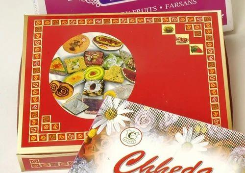 fancy sweet boxes at rs 10 piece mithai ke dibbe ���������