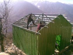 Army Prefabricated Shelters