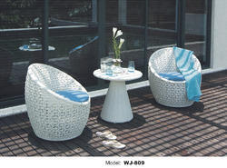 Wicker Outdoor Set