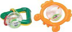Rattle Infant Gift Set 2 pcs