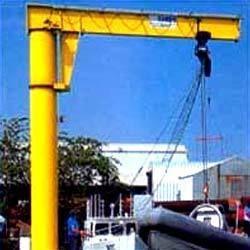 360 Swivel Jib Crane