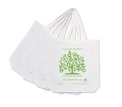 Nature Forever Cloth Bag (Set of 4 Bags)