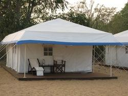 Tents & Manufacturer of Accommodation u0026 Permanent Tents u0026 Dining Tent by ...