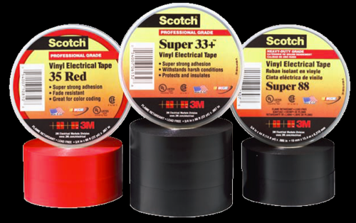 3M Electrical Insulation Tapes, Insulators & Insulation