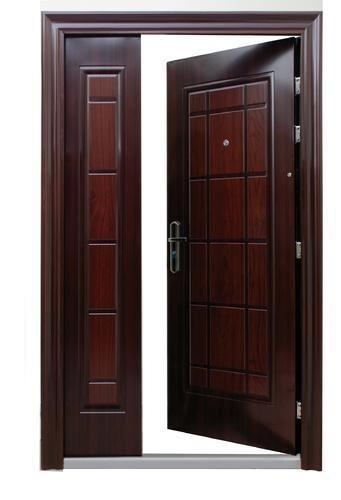 Security Steel Door (Mother \u0026 Son Door)  sc 1 st  IndiaMART & Security Steel Door (mother \u0026 Son Door) at Rs 24000 /piece ...