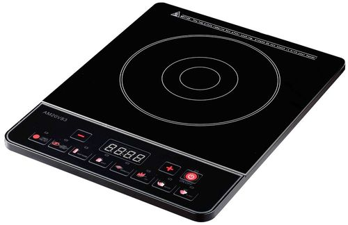 black infrared induction cooker for kitchen rs 1450 piece id