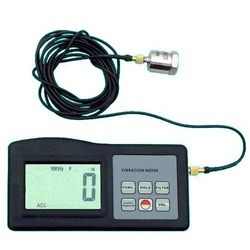 Mextech VM6360 Digital Vibration Meter