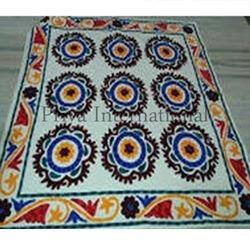 Suzani Embroidery Table Cover