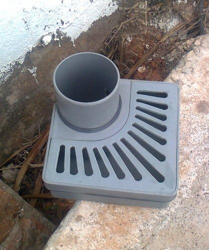 Floor Drain Pvc Traped Balcony Floor Drain Manufacturer