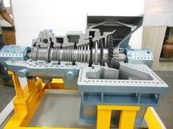 Training  model of Steam Turbine