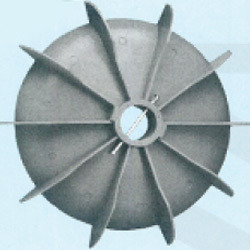 Plastic Fan Suitable For  180 Frame Size