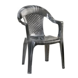 Plastic High Back Chairs with Arms