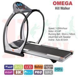 Omega Motorized Treadmill