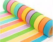 Colour Masking Tape