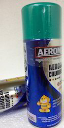 Aerosol Spray Paints Petronas Green Shade Touch Up No Brush