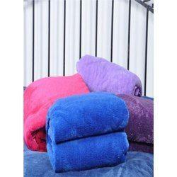 Trendy Coral Blanket