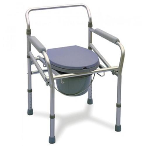 Adjustable Height Commode Chair At Rs 2800 Piece कमोड