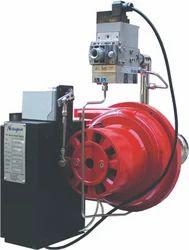 Modulating Gas Burner