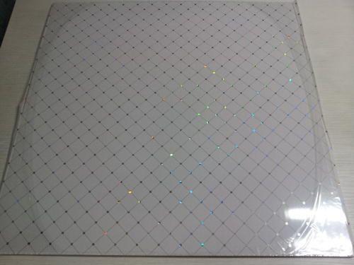 PVC  Line Square Tiles