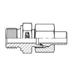 Tufit Spare Pipe Coupling