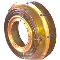 Gold, Silver MANDUS Diffuser Assembly, Shape: Circular/Round