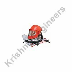Blasting Helmet