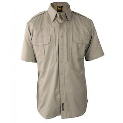 Men Half Sleeve Export Shirts