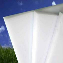 Opal White Polycarbonate Sheets