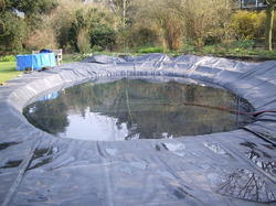 HDPE Pond Liners 0.5mm