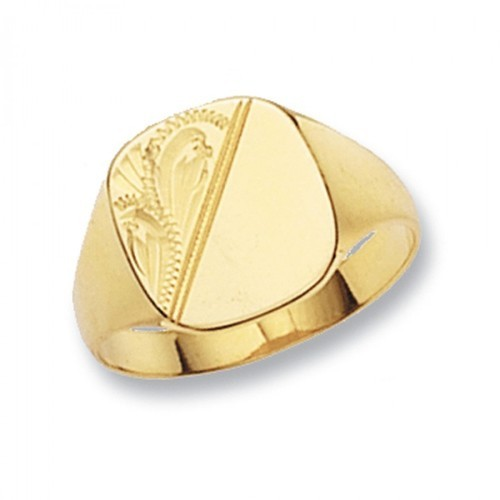 Gents Gold Ring Gold & Gold Jewellery