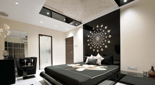 Modern Bedroom Interior Designing