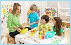 Diploma Program in Montessori Kindergarten & Nursery Teacher