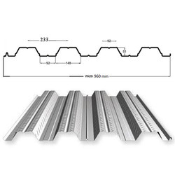 Decking Roofing Sheets Amp Galvanized Corrugated Steel Sheet