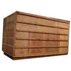 Cargo Wooden Box
