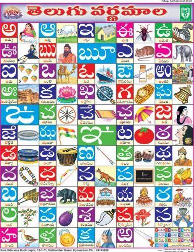 Printables Telugu Alphabets Chart alphabet charts hindi chart manufacturer from delhi