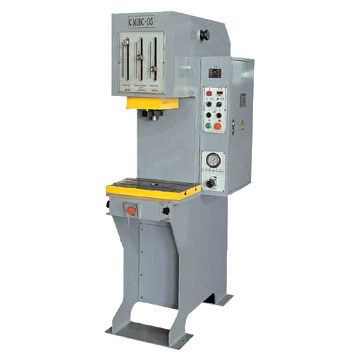 C Frame Press at Rs 150000 /piece | C Frame Press Machine | ID ...