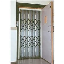 Elevator Collapsible Doors & Elevator Collapsible Door in Ahmedabad Gujarat | Manufacturers ...
