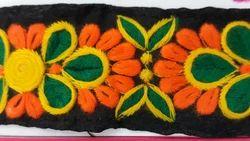 装饰绣花鞋带