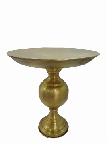 Brass Small Coffee Table