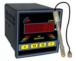 Online LED PH Meters