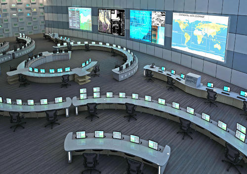 Control Room Solution Control Room Solutions Manufacturer From Udaipur