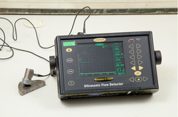 Ultrasonic Crack Testing