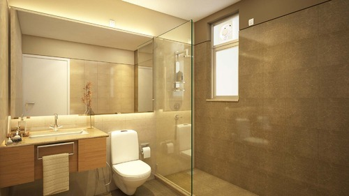 toilet interior designing services in connaught place new delhi